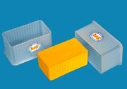 Формы для мягкого прямоугольного сыра на 0.5 кг